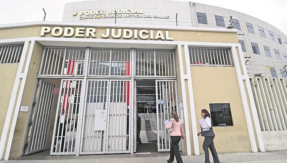 Corte del Callao: Jueza revela que documentos han desaparecido