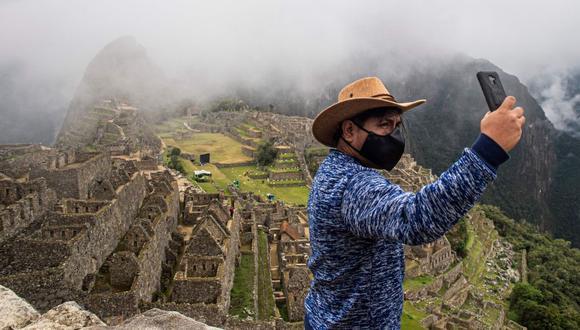 Machu Picchu. (Foto: AFP)