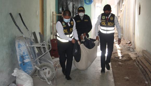 Huánuco registra 5 casos de feminicidio en lo que va del año. (Foto Diario Correo)