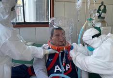 Implementan sistema de ventilación no invasivo para pacientes COVID-19, en Huánuco