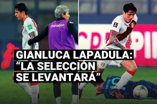 Selección peruana: Gianluca Lapadula, la palabra del delantero luego de su debut en Lima