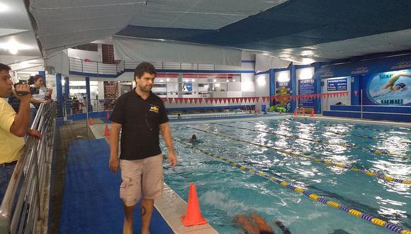 Piura: Culminó clínica internacional de natación