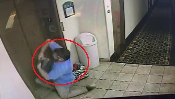 YouTube: hombre salvó así a perro de ser decapitado (VIDEO)