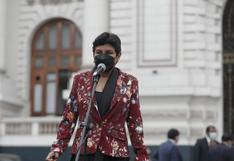 """Norma Yarrow: """"Un grupo de congresistas pedirá ver el cuerpo de Abimael Guzmán"""""""