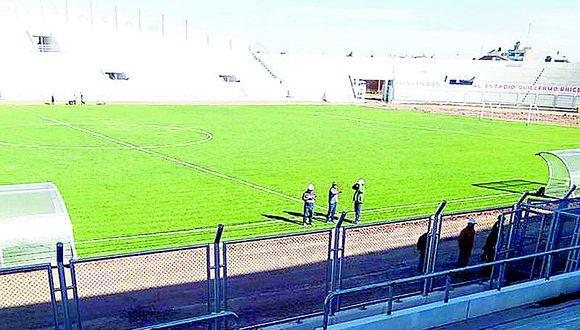 Consejeros de Puno intervienen en estadio de Juliaca