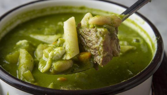 receta sopa menestrón | comida perú | GASTRONOMIA | CORREO