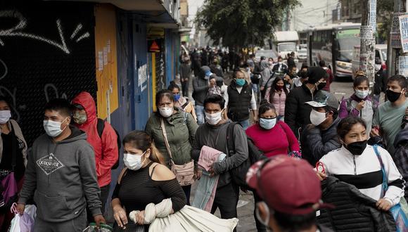 En los distritos de mayor prevalencia, el 50% de la población ya se habría infectado. (Foto: GEC)