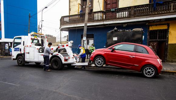 Las acciones de fiscalización se llevan a cabo a diario en las calles de Cercado de Lima. Foto: Municipalidad de Lima