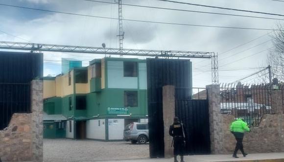 Los efectivos realizaron operativo por diversos sectores aledaños, sin resultado positivo. (Foto: Feliciano Gutiérrez)