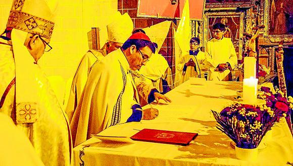 Nuevo obispo de Juli celebrará eucaristía en idiomas quechua y aimara
