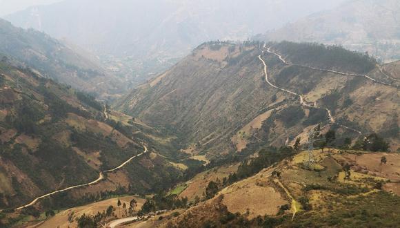 Invertirán 127 millones de soles en carretera que irá a Colcabamba