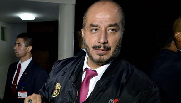 José Luis Pérez Guadalupe. (Foto: Mininter / Flickr)