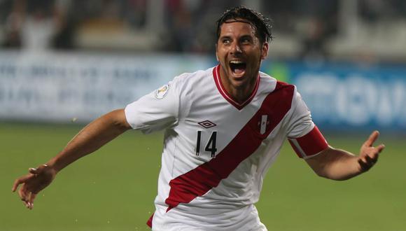 Claudio Pizarro cuestionó llamado de Gianluca Lapadula. (Foto: GEC)