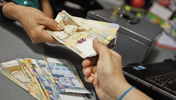 Con el fin de brindar apoyo a las regiones que frenarán sus actividades económicas, se dispuso la entrega de un nuevo subsidio de 600 soles (Foto: GEC)
