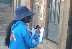 Huancavelica: 197 con síntomas del coronavirus