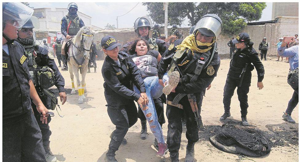 Enfrentamiento por azucarera en Cayaltí