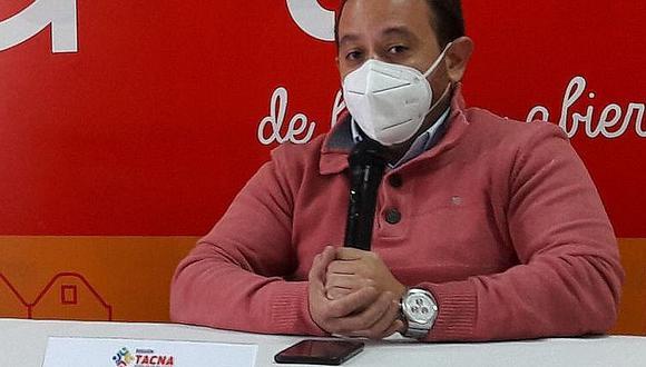 Asesor jurídico del GRT niega haber trabajado para el Consorcio Salud
