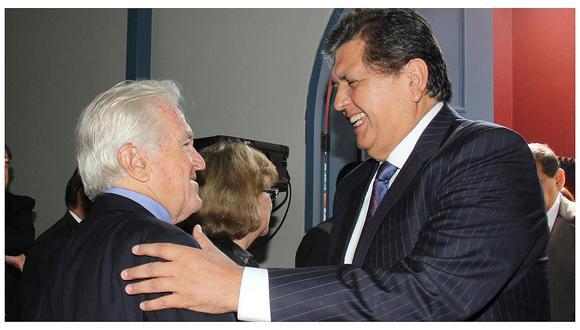"""Javier Valle Riestra sobre muerte de Alan García: """"En lugar de debilitarnos, nos fortalece"""""""
