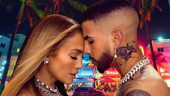 """Jennifer Lopez celebra que el video de """"Cambia el paso"""" alcanzó los 10 millones de vistas en YouTube. (Foto: @lacarba)"""
