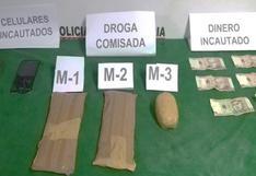 Dos hombres llevaban droga adherida bajo modalidad 'momia' en Huánuco