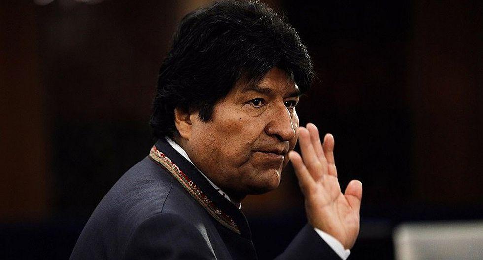 Evo Morales: Directora de la cadena rusa RT le ofrece trabajo de presentador de TV