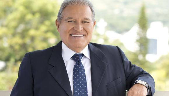Sánchez Cerén, ex presidente de El Salvador. (Comunicaciones Salvador/Wikimedia)