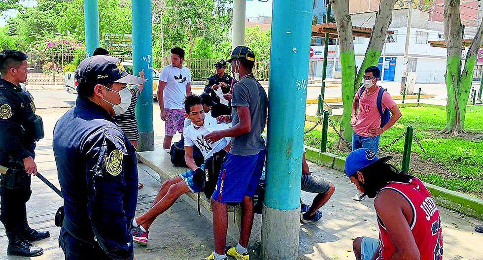 Registran 260 detenidos por desobedecer a la autoridad