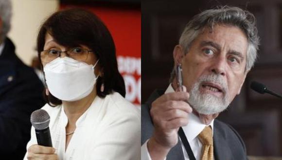 Francisco Sagasti criticó que el Congreso haya citado para tratar con insultos a Pilar Mazzetti. (GEC)