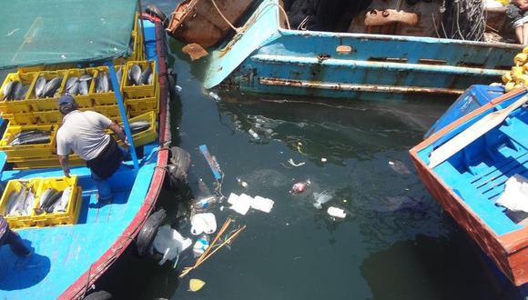 La contaminación marina, un grave problema en Ilo
