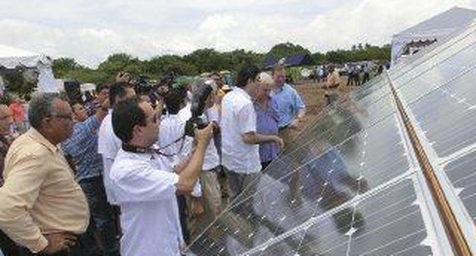Primera planta solar de Panamá iniciará operaciones en 2013