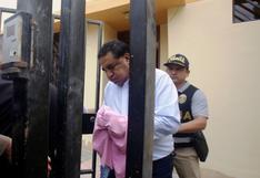 Lambayeque: detienen a exalcalde de Olmos, Willy Serrato, tras ser sentenciado a 3 años de prisión efectiva