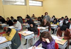 Minedu publica 800 vacantes para el nombramiento docente en Arequipa