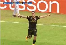 Alejandro Hohberg marcó el 2-0 y selló el pase de Universitario a la final (VIDEO)