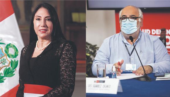 Exviceministro Luis Suárez también revela que fue vacunado con el antígeno chino