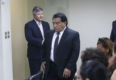 """José Luna dice en audiencia que la """"historia se encargará de sacar la verdad"""""""