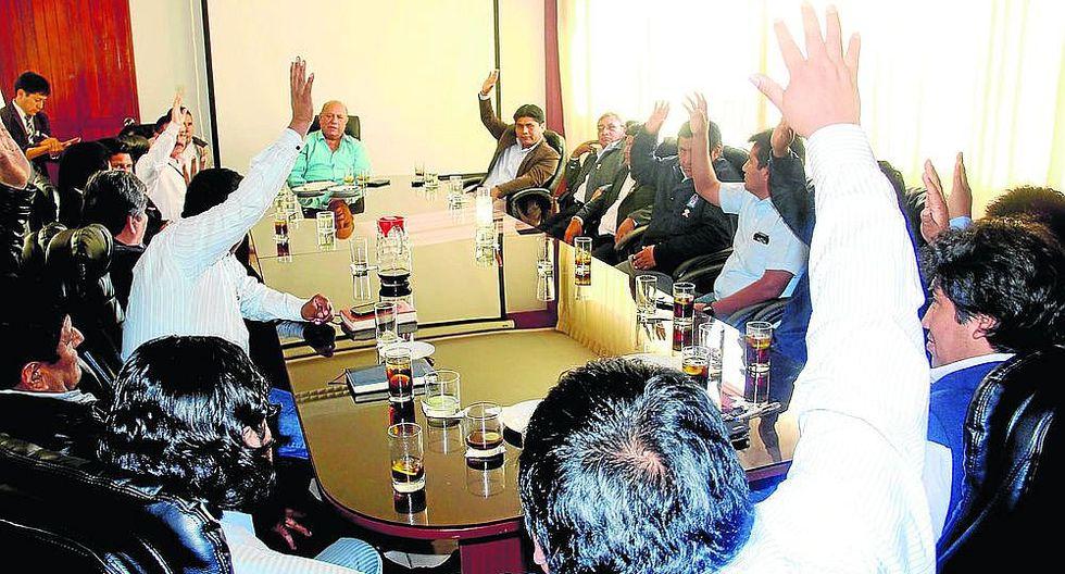 Asociación de alcaldes priorizará proyectos de agua y desagüe en Tacna