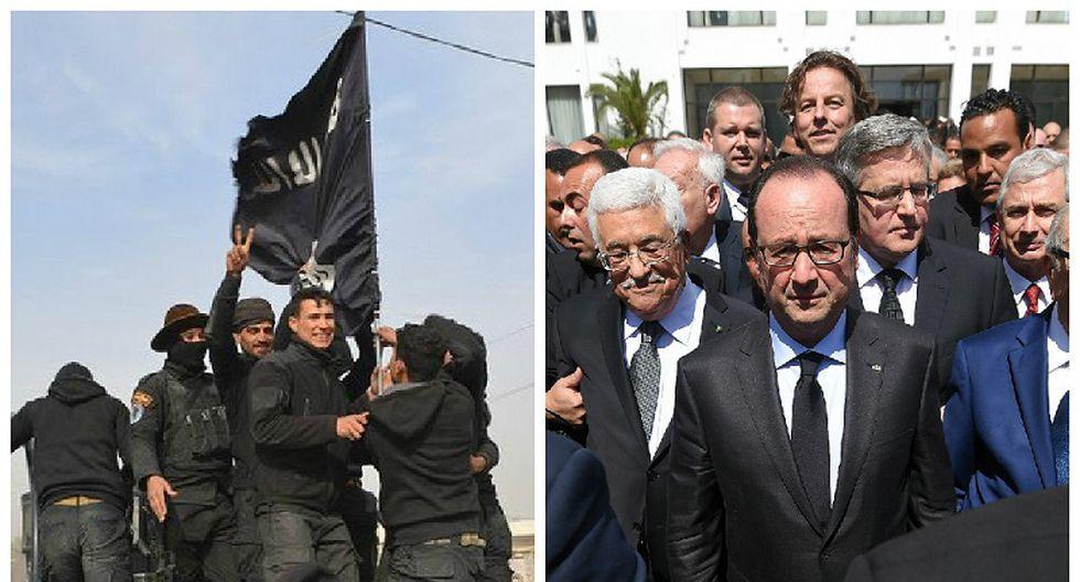 François Hollande insta a unir esfuerzos para derrotar al terrorismo yihadista