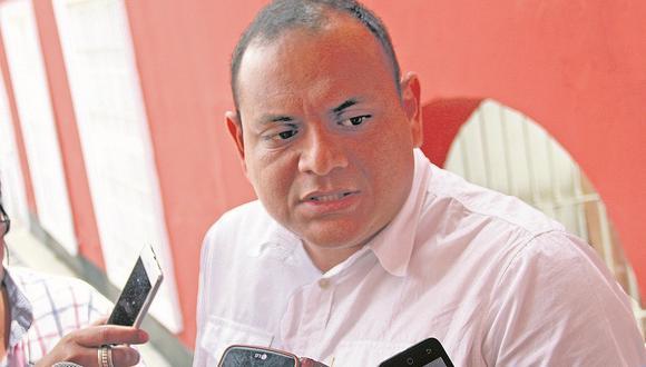 """Presidente de Consejo Regional califica su gestión como """"positiva"""""""