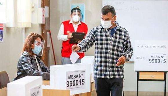 Los mismos protocolos de bioseguridad por la pandemia de COVID-19 se seguirían en la segunda vuelta electoral. (Foto: ONPE)