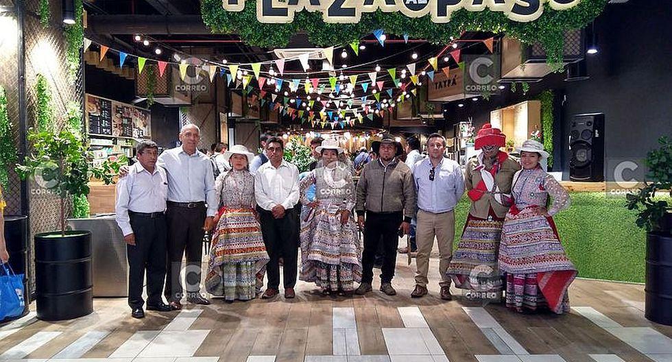 Productos orgánicos y ecológicos en el Mall Plaza  Arequipa(FOTOS)