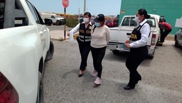 Juez dicta 15 meses de prisión preventiva para padres de prófugo Santiago Paco investigado por el crimen de Judith Machaca encontrada al interior de pozo de agua en la Yarada