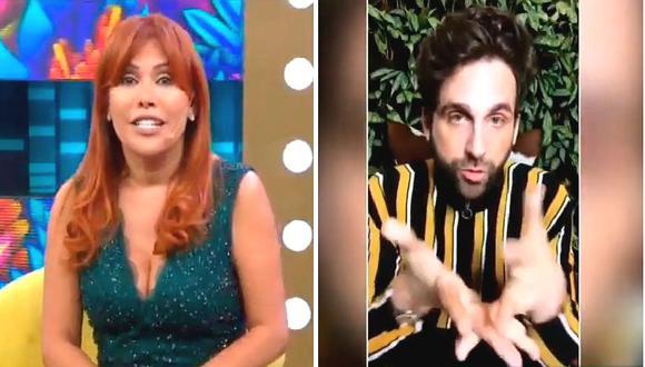 """Magaly Medina a Rodrigo González: """"Así es la televisión, siempre ha sido una jungla"""" (VIDEO)"""