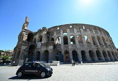 Unos 70.000 policías vigilarán en Italia que se cumplan las restricciones en fiestas de fin de año