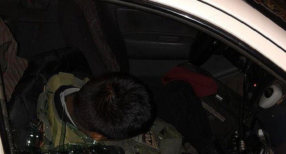 Joven policía muere durante intervención en Juliaca