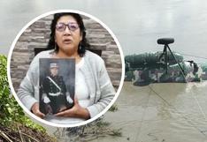 Madre de militar desaparecido en Cusco tras accidente de helicóptero hace dramático llamado (VIDEO)