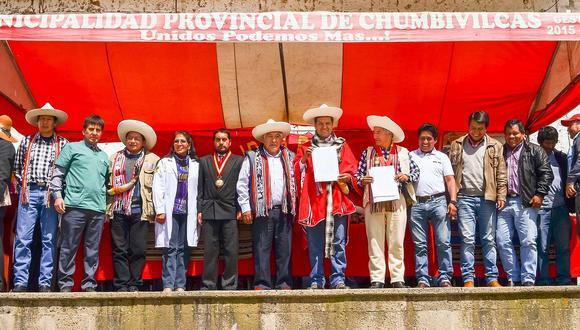Autorizan la creación de Unidad Ejecutora de Salud Chumbivilcas - Cusco