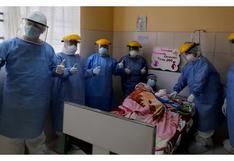 1211 mujeres dieron a luz en hospital de EsSalud Huánuco durante la pandemia