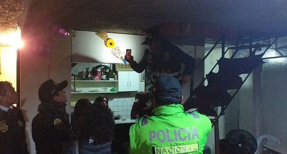 Encuentran a dos menores de edad trabajando en local nocturno(FOTOS)