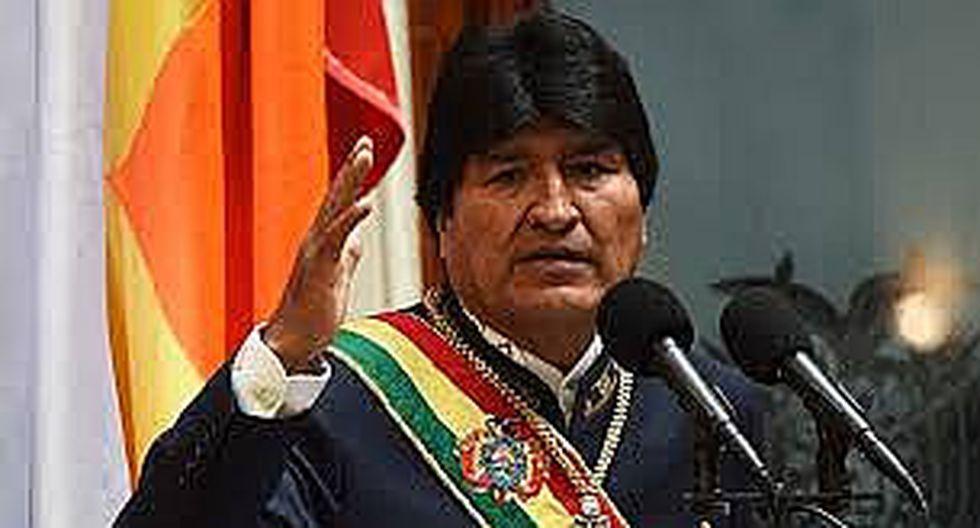 Evo Morales se contruye palacio con 34 millones de dolares