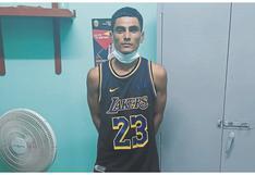 Joven es detenido por presuntamente agredir a su tía en Zarumilla